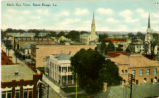 Bird's Eye View of Baton Rouge