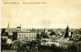 Bird's Eye View of Baton Rouge from Old State Capital