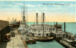 Municipal Docks, Baton Rouge, La.