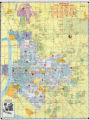 1978 City Map of Baton Rouge