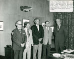 Powers Higginbotham, Jack Breaux, Gil Dozier, Al Amiss and Woody Dumas