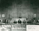 Jack Christian Presides Over the 1957 City Council