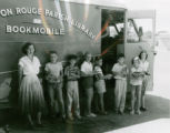 Bookmobile at Delmont Village