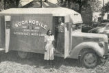 The Carver Branch Library Bookmobile