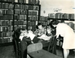 Children's Reading Room at the Old Main Library