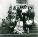 Staff at the Former Main Library