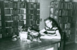 Dolores McCrae at the Pride Branch Library