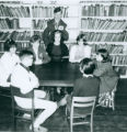 4-H Club Officers at the Pride Branch Library
