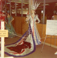 Cosutme Display at Mid-City Branch Library