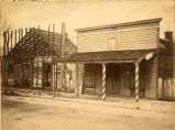 Kibley Confections and Fruit and the Ramos Saloon