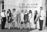 Miss Fire Prevention 1968 Contestants