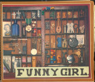 Funny Girl Costume Sketch Scrapbook