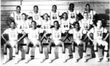 McKinley Senior High School Basketball Players