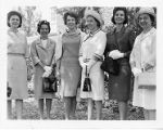 Baton Rouge Junior League Members ca. 1955